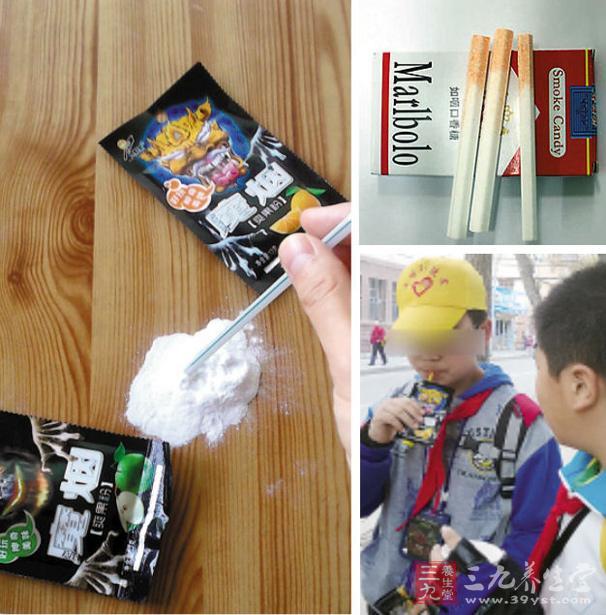 各地查处 魔爽烟 类食品工作取得明显成效
