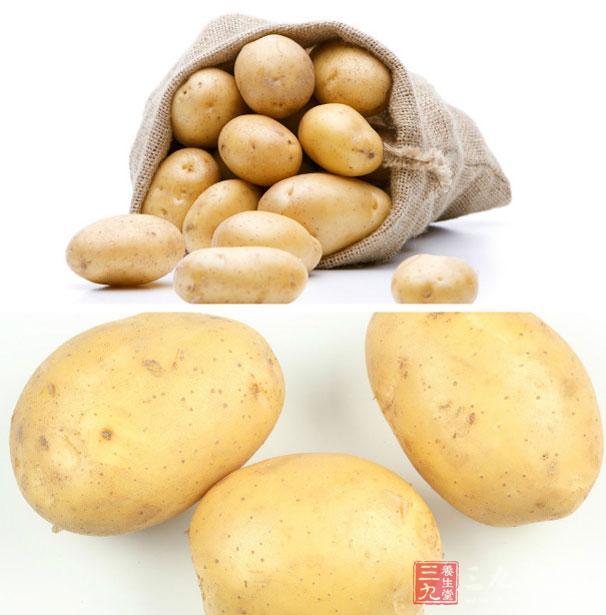 土豆发芽步骤的照片