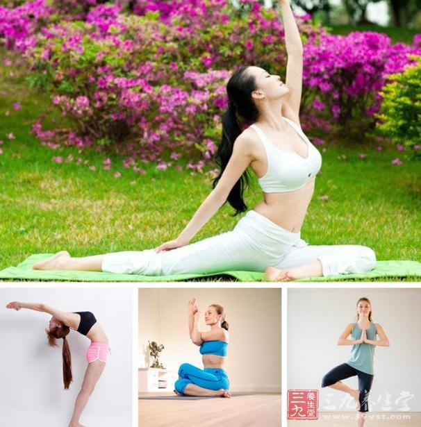 瑜伽的功效可不仅仅只是帮助我们消灭身体上多余的脂肪,还能够帮助