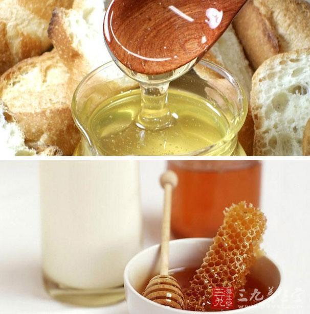 午后一杯蜂蜜水补充能量