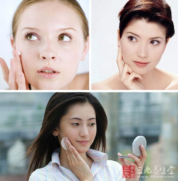 睡觉前洗脸护肤步骤