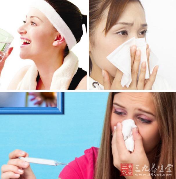 夏季预防感冒