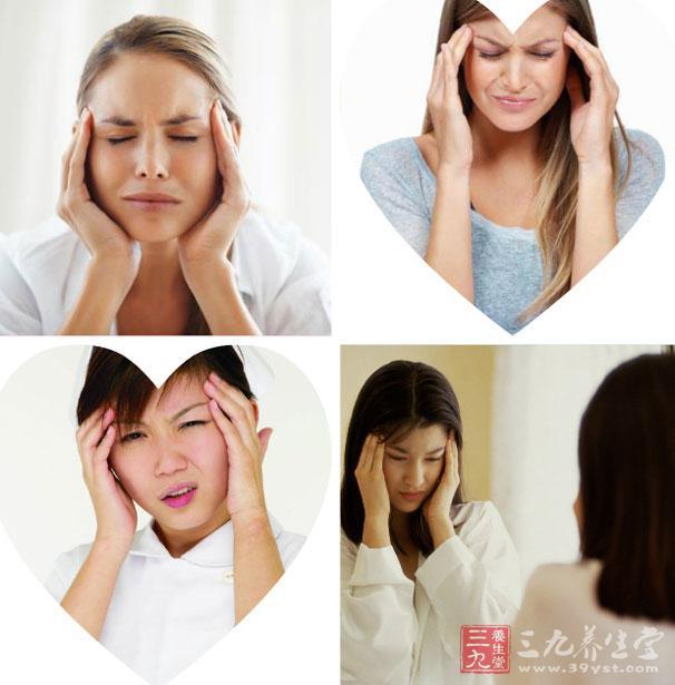 若能冒汗,头痛症状也能好很多,半个小时后,再吹一次后背整条脊椎。