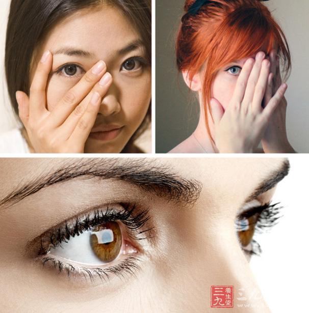 年龄的增长,肌肤老化会导致眼袋的出现