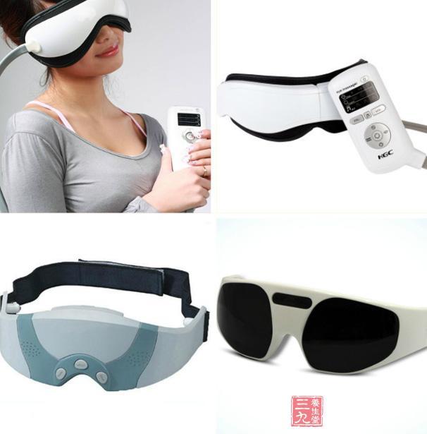 预防黑眼圈及近视加深 祛除眼袋 提供眨眼质量