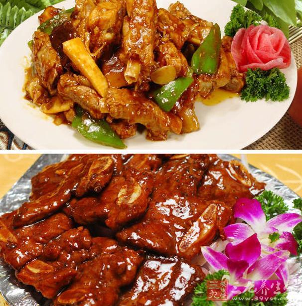 肉类菜谱 推荐四道美味肉菜食谱