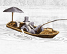 钓鱼手竿教学视频