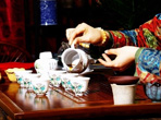 述说日本茶道的起源