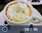 咖啡奶油羹视频