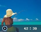 海杆钓鱼教学视频