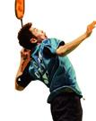 羽毛球的各种击球方式