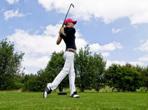 高尔夫球挥杆的误区