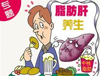脂肪肝养生专题