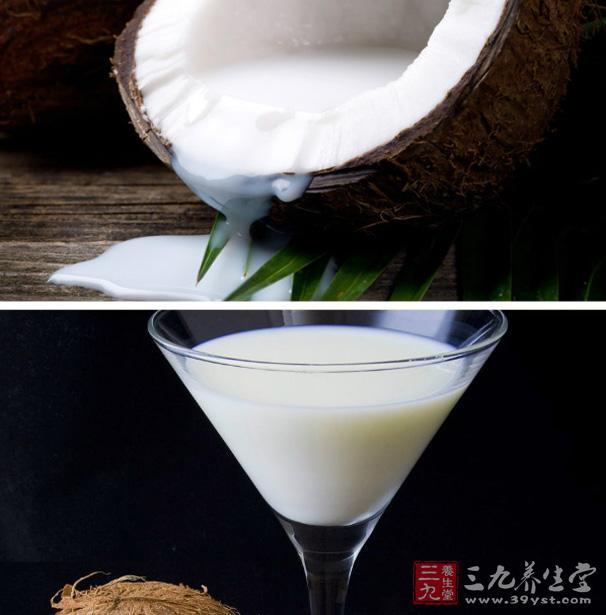 椰子汁的功效 怎么制作椰子汁.jpg