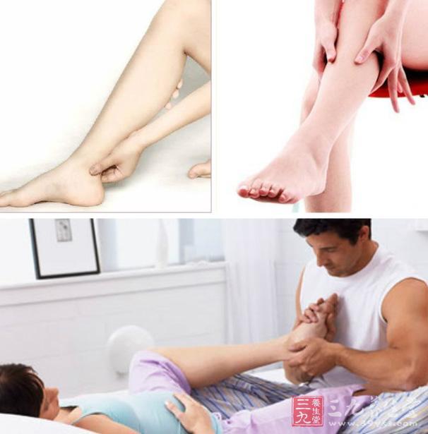 腿抽筋的原因 14种方法解决抽筋问题