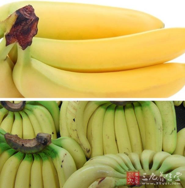 治疗冻疮小偏方     每晚用热水洗患处后,取香蕉去皮,用香蕉肉擦