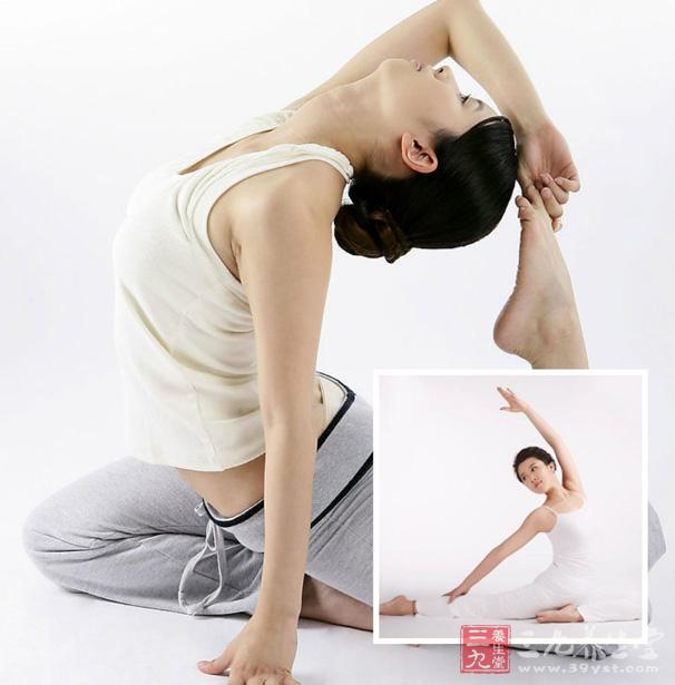 瑜伽视频教程 舞韵瑜伽画心的教学