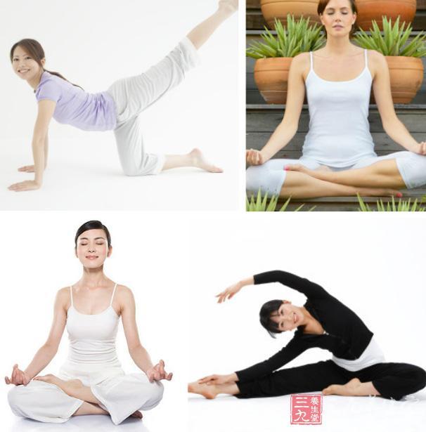 瑜伽视频教程 瑜伽瘦腰减肥动作教学
