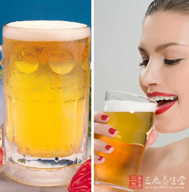 服药者不宜饮用啤酒