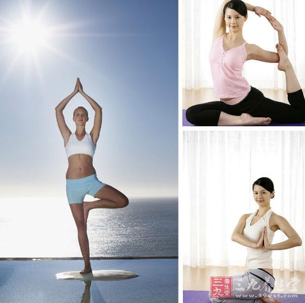 瑜伽教程 懒人专属的减肥瑜伽