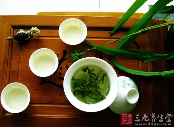 龙井茶的功效与作用 龙井茶的九大功作用