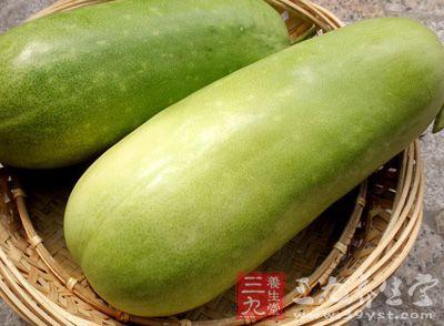 冬瓜的功效与作用 常吃冬瓜的5大好处
