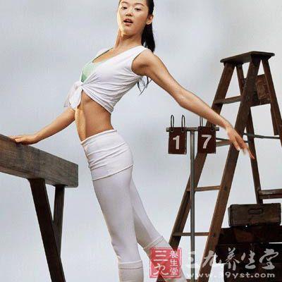 肌力运动可以塑造易瘦体质,如果你不希望代谢节节下降