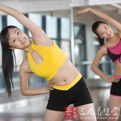 健身常识 骨骨健身操一个月让你狂瘦