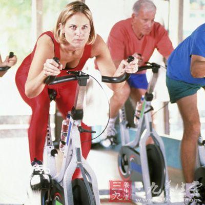健身器材 动感单车的结构和使用方法(3) - 三九养生堂