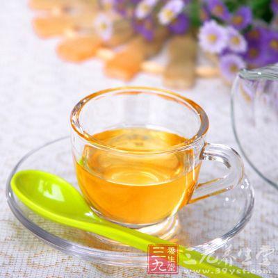 山楂蜂蜜茶