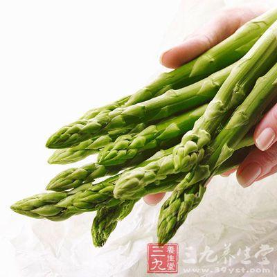 芦笋--给低碳水减肥者维生素和微量元素