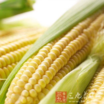 玉米含有丰富的营养保健物质,诸如碳水化合物