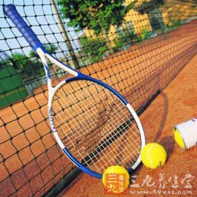 业余活动中的网球比赛大多是无裁判下的信任制比赛