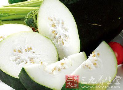 冬瓜的功效与作用 告诉你常吃冬瓜的五大好处