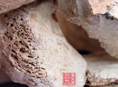 龙骨,牡蛎,铅丹