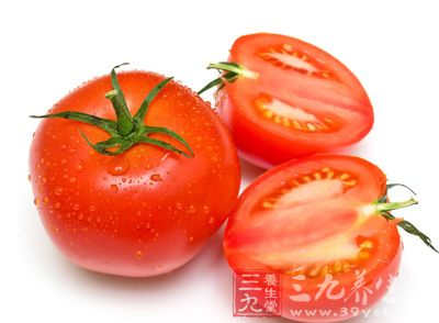 生吃西红柿的三大功效