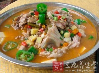 冬季养生汤 推荐7款养生汤食谱