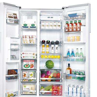 可在超市买几包真空冷冻的速冻鱼肉片,放在冷冻室里