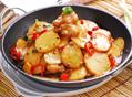 干锅马铃薯片