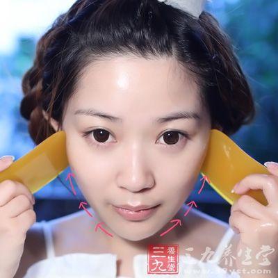 刮痧美容 面部刮痧的基本手法有哪些