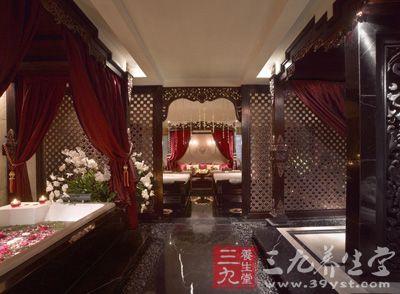 金融街洲际酒店spa:芳香海藻排毒   地址:北京市西城区金融大街11