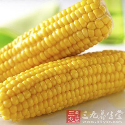 玉米中的黄体素、玉米黄质可以预防老年黄斑性病变(AMD)的产生
