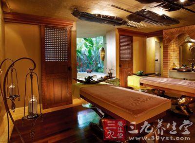HOTEL SPA流行于东南亚