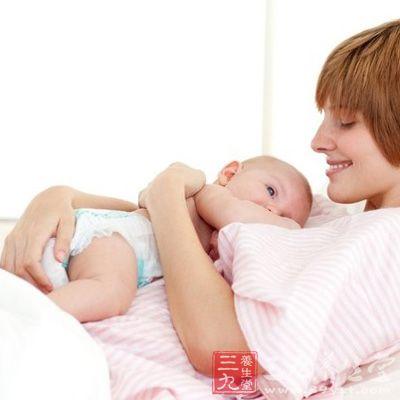 新妈妈因为在孕期和生产过程中会丢失大量的钙和铁