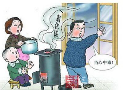 冬季取暖煤气中毒 注意开窗通风换气