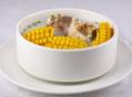 雪莲果甜玉米汤