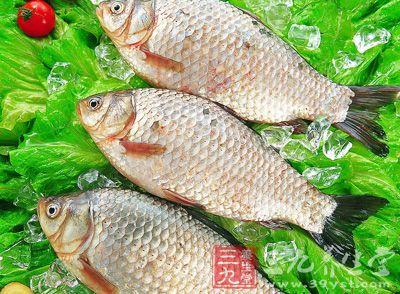鲫鱼的营养价值 鲫鱼食用宜忌和做法