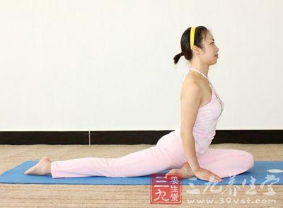 经期瑜伽 怎么让好朋友更舒服呢图片