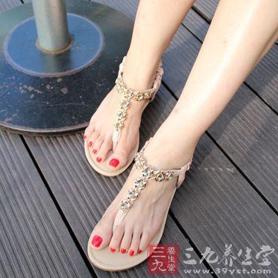 脚趾长相看女人的性格特点