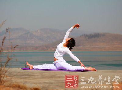 瘦腰瑜伽 如何让腰部得到充分运动